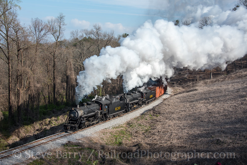 Photo 4604<br /> Tennessee Valley Railroad Museum<br /> Rossville, Georgia<br /> March 12, 2018
