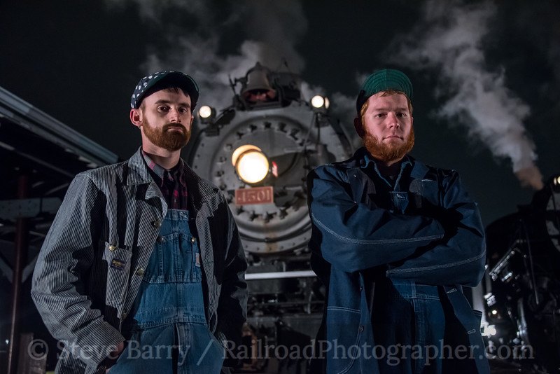 Photo 4602<br /> Tennessee Valley Railroad Museum<br /> Chattanooga, Tennessee<br /> March 11, 2018