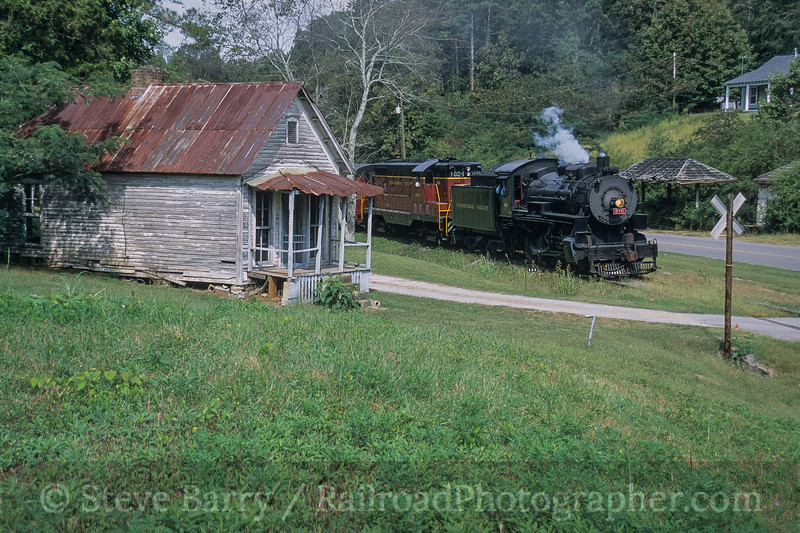 Photo 4211<br /> Tennessee Valley Railroad Museum; Rock Spring, Georgia<br /> September 2005