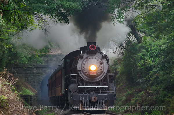Photo 3461 Tennessee Valley Railroad Museum; Chattanooga, Tennessee August 17, 2015