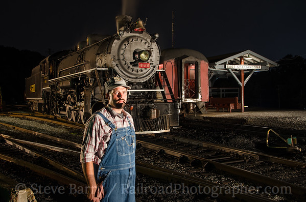 Photo 3459 Tennessee Valley Railroad Museum; Chattanooga, Tennessee August 16, 2015