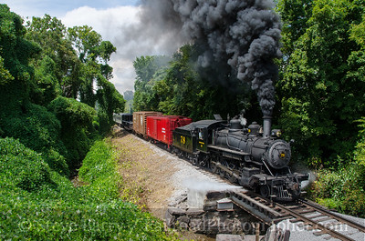 Photo 3458 Three Rivers Rambler; Knoxville, Tennessee August 16, 2015