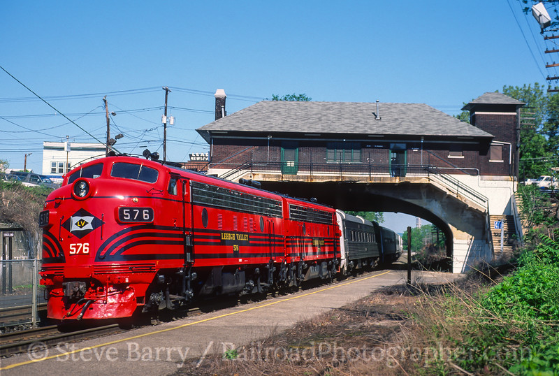Photo 4133<br /> United Railroad Historical Society of New Jersey; Kingsland, Lyndhurst, New Jersey<br /> May 1995