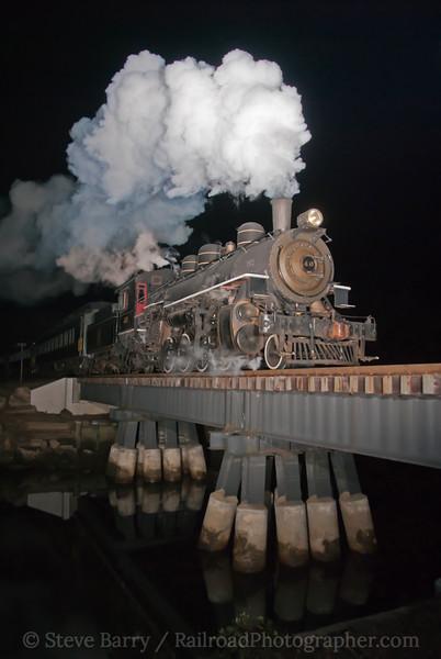 Photo 2295<br /> Valley Railroad; Deep River, Connecticut<br /> December 26, 2011