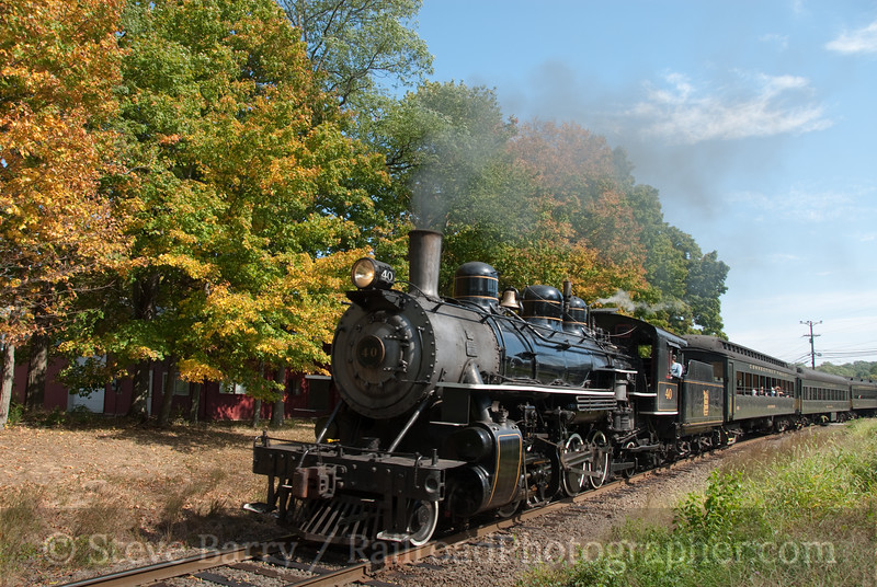 Photo 1919<br /> Valley Railroad; Essex, Connecticut<br /> September 25, 2010