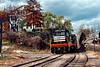 Photo 2147<br /> Valley Railroad; Deep River, Connecticut<br /> November 1987