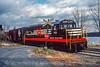 Photo 5001<br /> Valley Railroad<br /> Deep River, Connecticut<br /> November 1987