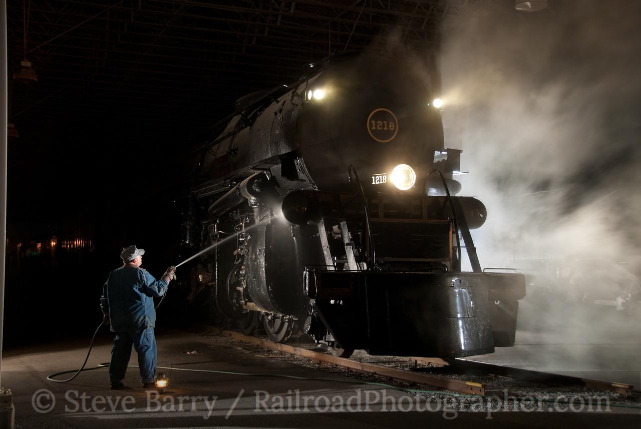 Photo 1953<br /> Virginia Museum of Transportation; Roanoke, Virginia<br /> November 13, 2010
