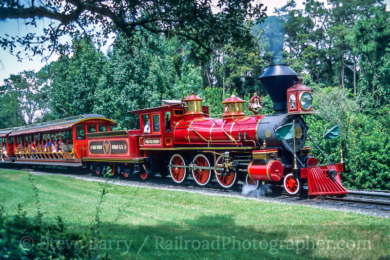 Disney World; Orlando FL; 8/2003