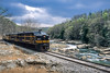 Photo 4546<br /> West Virginia Central<br /> Belington, West Virginia<br /> April 2005