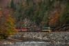 Photo 3231<br /> West Virginia Central; Cheat Bridge, West Virginia<br /> October 12, 2014