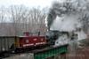 Photo 0898<br /> Western Maryland Scenic; Frostburg, Maryland<br /> December 18, 2006