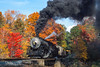 Photo 4534<br /> Western Maryland Scenic<br /> C&P Bridge No. 2, Frostburg, Maryland<br /> October 2000