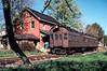 Photo 2193<br /> Octoraro Railway; Lincoln University, Pennsylvania<br /> November 1984
