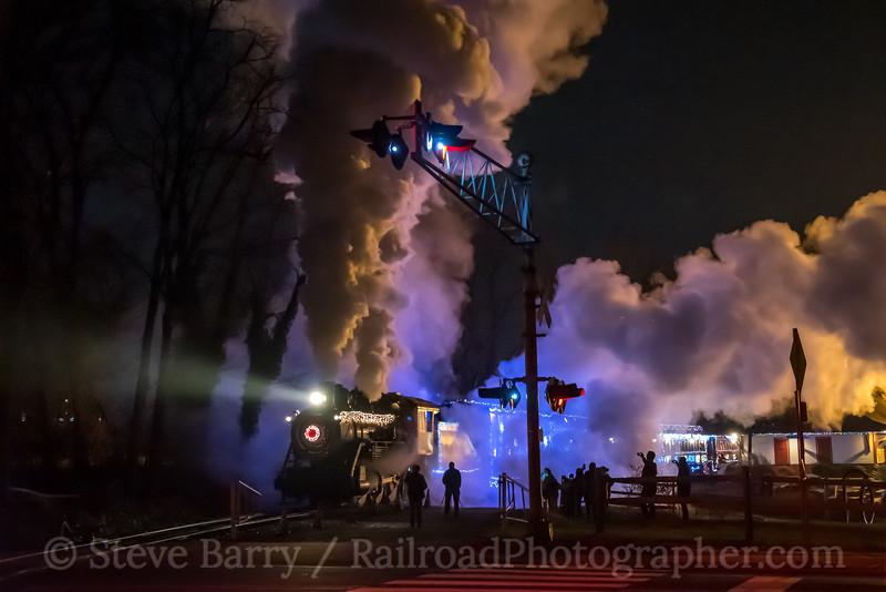 Photo 5432<br /> Wilmington & Western<br /> Greenbank, Delaware<br /> December 30, 2018