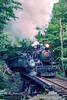 Photo 4884<br /> Wilmington & Western<br /> Wooddale, Wilmington, Delaware<br /> June 1995