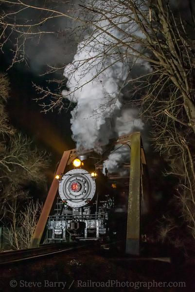 Photo 5433<br /> Wilmington & Western<br /> Ashland, Delaware<br /> December 30, 2018