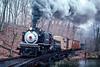 Photo 2922<br /> Wilmington & Western; Wooddale, Delaware<br /> November 17, 1990