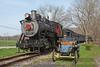 Photo 1836<br /> Wilmington & Western; Ashland, Delaware<br /> April 3, 2010