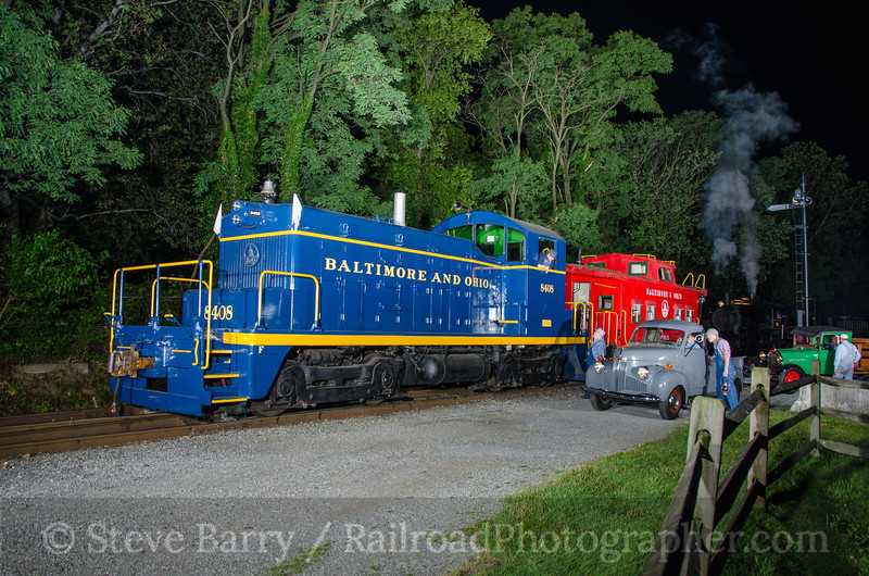 Photo 3811<br /> Wilmington & Western; Greenbank, Delaware<br /> June 10, 2016