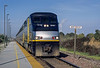 Amtrak; Antioch CA; 3/2000