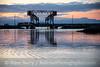Photo 4611<br /> Amtrak<br /> Bridge 14, Steilacoom, Washington<br /> March 19, 2018
