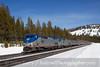 Photo 0597<br /> Amtrak; Soda Springs, California<br /> March 11, 2007