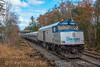 Photo 5359<br /> Amtrak<br /> Wells, Maine<br /> November 10, 2018
