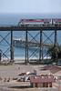 Photo 1649<br /> Amtrak; Gaviota, California<br /> June 30, 1999