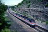 Photo 5153<br /> Amtrak<br /> Huntingdon, Pennsylvania<br /> May 1993
