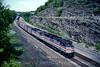 Photo 5153<br /> Amtrak<br /> Huntingdon, Pennsylvania<br /> May 1993