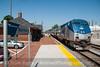 Photo 2376<br /> Amtrak; Mount Pleasant, Iowa<br /> June 18, 2012