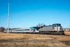 Photo 4548<br /> Amtrak<br /> Newark, Delaware<br /> January 25, 2018