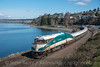 Photo 4613<br /> Amtrak<br /> Steilacoom, Washington<br /> March 20, 2018
