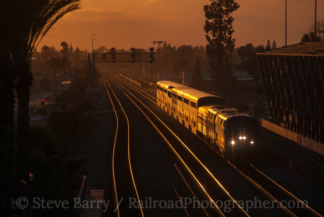 Photo 2320<br /> Metrolink; Fullerton, California<br /> March 13, 2012