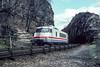 Photo 4591<br /> Amtrak<br /> Spuyten Duyvil, New York<br /> April 1991