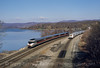 Photo 3539<br /> Amtrak and Metro North; Oscawana Tunnel, Crugers, New York<br /> March 2000