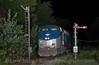 Photo 1915<br /> Amtrak; Crawfordsville, Indiana<br /> August 16, 2010