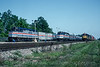 Photo 5411<br /> Amtrak and CSX<br /> Jacksonville, Florida<br /> April 1992