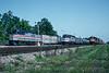 Photo 5411<br /> Amtrak and CSX<br /> Jacksonville, Florida<br /> April 1992