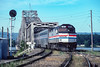 Photo 3619<br /> Amtrak; Vancouver, Washington<br /> June 10, 1997
