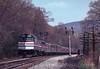 Photo 2706<br /> Amtrak; Manitou, New York<br /> April 30, 1983