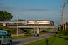 Amtrak; Oak Creek WI; 8/25/21