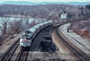 Photo 4850<br /> Amtrak<br /> Oscawana Tunnel, Crugers, New York<br /> March 1992