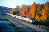 Photo 4097<br /> Amtrak; Lilly, Pennsylvania<br /> October 1996