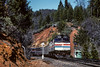 Photo 4514<br /> Amtrak<br /> Towle, California<br /> July 1991