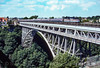 Photo 4117<br /> Amtrak; Niagara Falls, New York<br /> September 1986