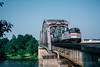 Photo 5222<br /> Amtrak<br /> Woodbridge, Virginia<br /> June 1991