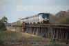 Photo 2017<br /> Amtrak; Bonnet Carre Spillway, Norco, Louisiana<br /> February 21, 2011