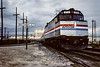 Amtrak; Redondo Junction CA; 5/1991